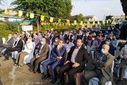 گردهمایی فرهنگیان حامی آیت الله رئیسی در گیلان