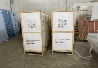 توزیع ١١ دستگاه همودیالیز در گیلان