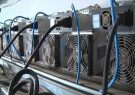۶۷۰ دستگاه استخراج ارز دیجیتال غیر مجاز در گیلان کشف شد