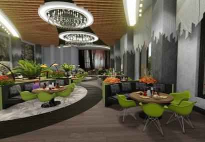 رستوران و کافی شاپ مرکز خرید آرش با کیفیتی متمایز و منو ایده آل