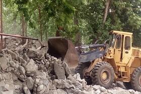 رفع تصرف بیش از ۲۰۰ هکتار زمین ملی در گیلان
