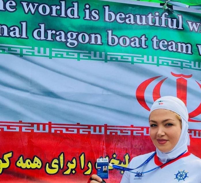 گفتگو با دختر گیلانی که مربی و داور ۳۰ رشته ورزشی است/سحر رمضانپور:دوست داشتم رئیس جمهور شوم/هر مشکلی وجود داشته باشد از سر راهم بر می دارم