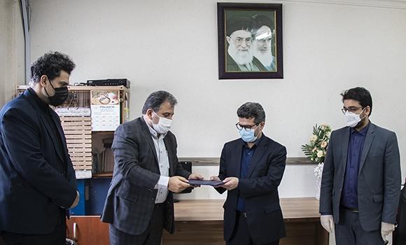 علی توکلی به عنوان رییس حوزه قضایی خشکبیجار معرفی شد