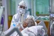 بستری ۵۴۶ بیمار کرونایی در بیمارستانهای گیلان