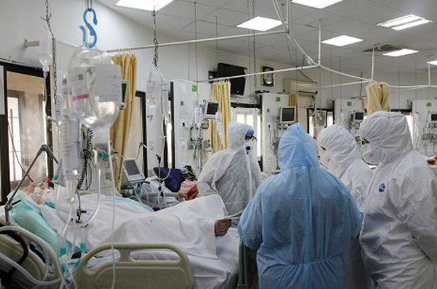 ۱۸۰ بیمار بدحال کرونایی گیلان در بخش مراقبتهای ویژه