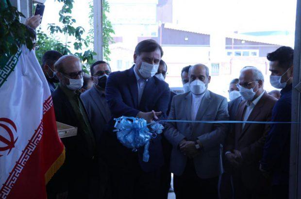 افتتاح پروژه های تولیدی، عمرانی و گردشگری در منطقه آزاد انزلی