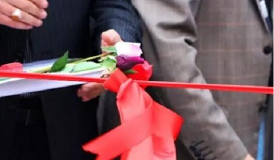 افتتاح  ۳۰ پروژه عام المنفعه در لنگرود