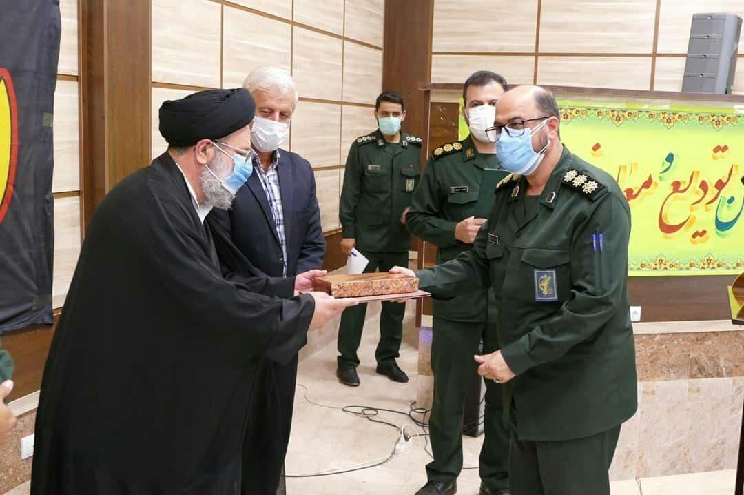 فرمانده جدید سپاه ناحیه ماسال منصوب و معارفه شد