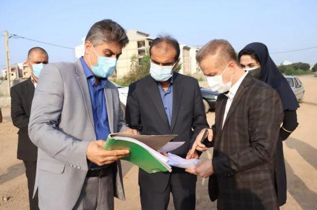 پیشرفت فیزیکی ۲۵ درصدی پروژه بازگشایی میدان امام علی(ع) رشت