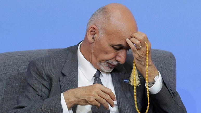 به خاطر مردم، افغانستان را ترک کردم / هیچ دلاری با خود نبردم