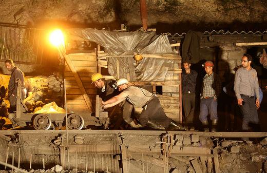 عزم سازمان صمت گیلان در احیای معدن سنگرود