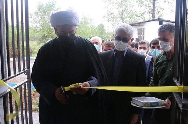 افتتاح نخستین هنرستان کشاورزی دخترانه استان در ناحیه یک رشت