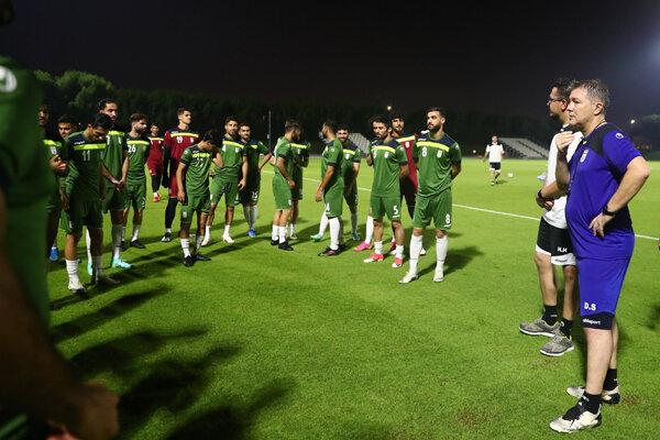 اعلام لیست بازیکنان تیم ملی ایران برای بازی با امارات و کره جنوبی