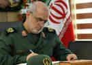پیام تبریک فرمانده سپاه قدس گیلان در پی انتصاب دکتر اسدالله عباسی به عنوان استاندار جدید گیلان