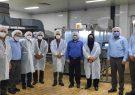 بازدید مدیرکل استاندارد گیلان  ازشرکت تولیدی شیر پاستوریزه پگاه گیلان